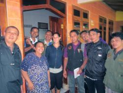 The Big Tree Farms certification team