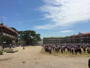 Laguna high school picture taken during recess (beta-deploy)