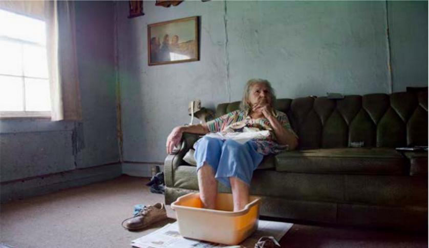 Betty Lou, Rachie Weisberg, August 2013
