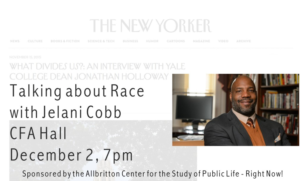 Jelani Cobb Talking about Race copy