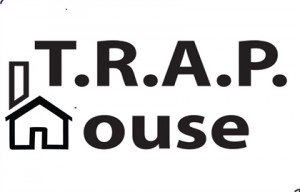 TRAP House logo