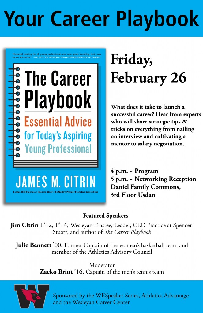 Your-Career-Playbook-poster