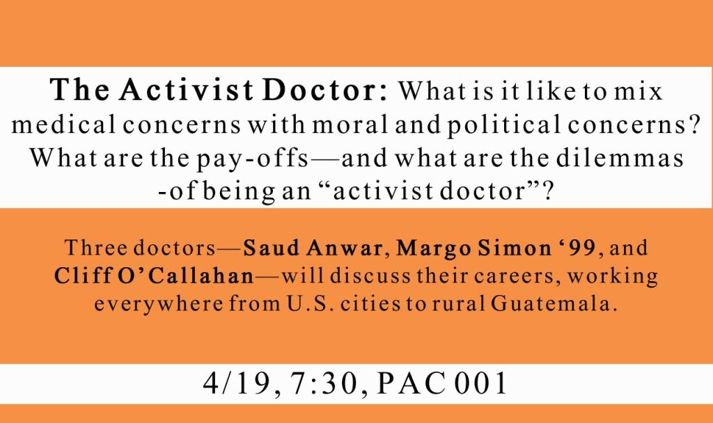 Activist Doctors