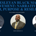 Wesleyan Black Male Achievement: Narratives of Power, Purpose & Resilience