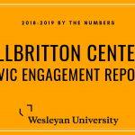 Allbritton Center Civic Engagement Report 2018-2019