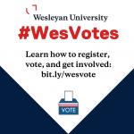 Wesleyan Student Voting Information
