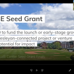 2021 PCSE Seed Grant Winners Announced