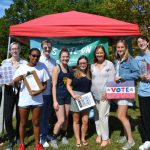 Trinity College: TrinVotes! Initiative Encourages Trinity Community to Register and Vote