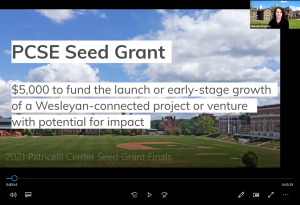 seed grant finals